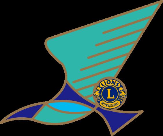 2021年〜2022年 地区ピン - ライオンズクラブ国際協会334-D地区