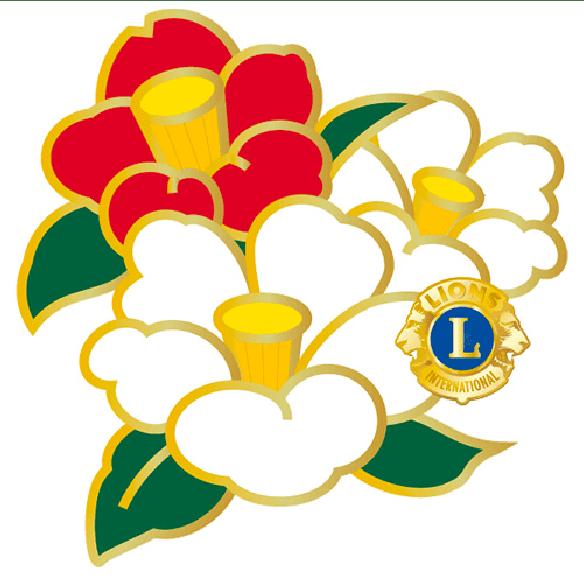 2019年〜2020年 地区ピン - ライオンズクラブ国際協会334-D地区